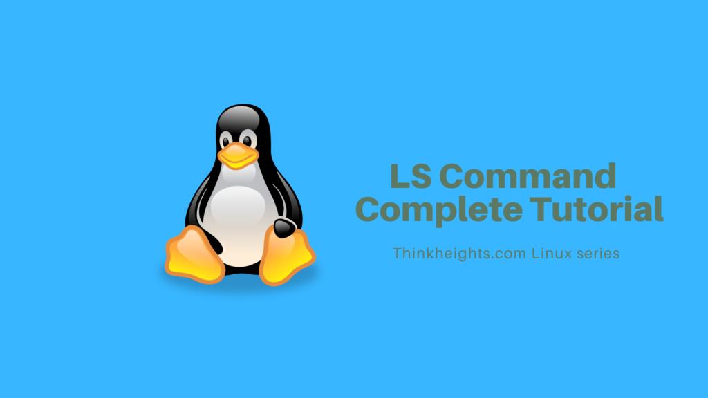 LS Command Complete Tutorial